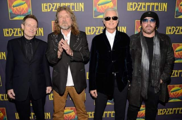 """Led Zeppelin и Билл Клинтон. А этот президент даже нашел специальные очки, чтобы сойти за """"своего""""."""
