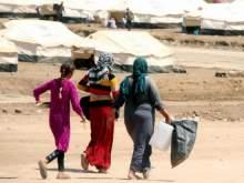 В лагерях ИГИЛ обнаружили женщин из России