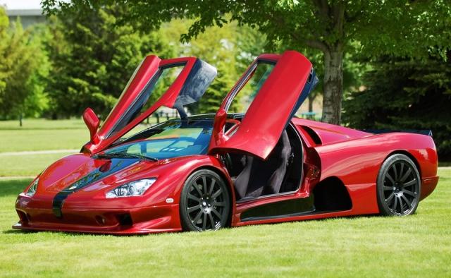 SSC Ultimate Aero - $1 310 000. На момент постройки автомобиль стал самым быстрым серийным автомобилем на планете.