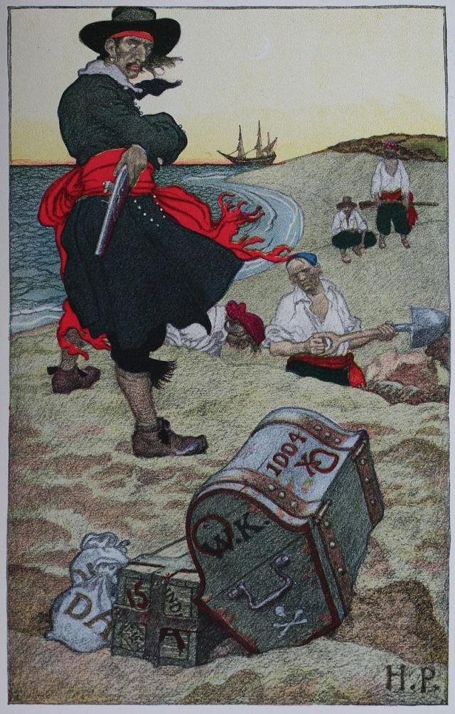 """Его мощный фрегат """"Отважный"""" ограбил множество судов, но только французских, поскольку экспедиция была спонсирована государством. Матросам периодически не хватало прибыли и они поднимали бунт."""