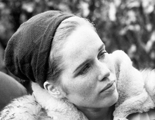 В 1979 году дамой сердца Кончаловского стала актриса Лив Ульман.