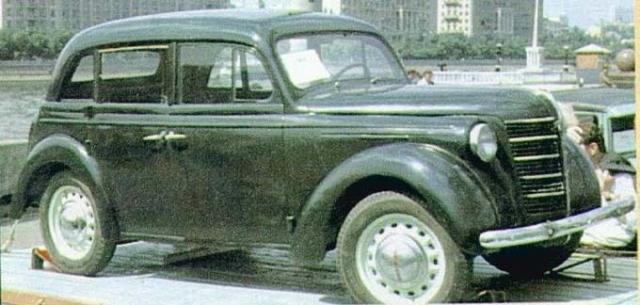КИМ-10 - первый советский серийный малолитражный легковой автомобиль.