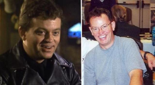 Юджин Тэклберри, бывший спецназовец, не ровно дышащий к оружию, в исполнении Дэвида Графа. Актер скончался в 2001 году...