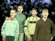 У новогоднего клипа группы