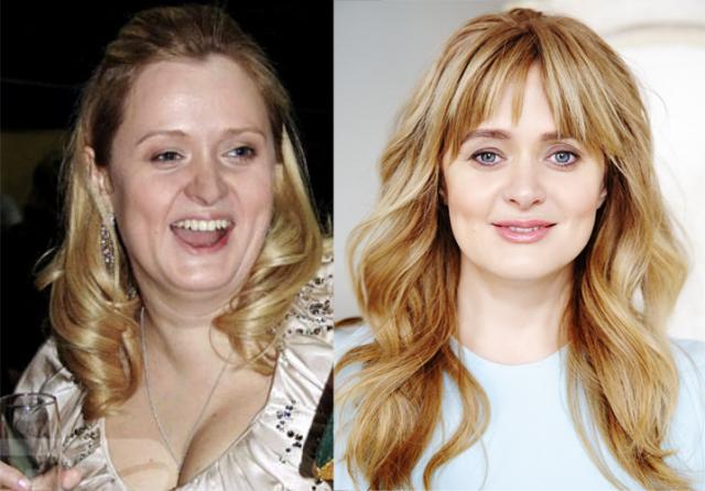 Но однажды актриса просто вышла в свет, сбросив 10 кг!