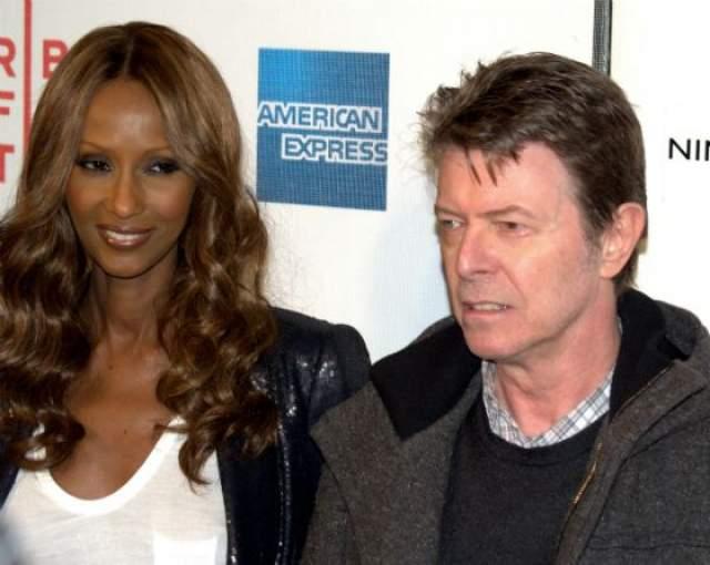 В 1992 году Дэвид Боуи взял в жены модель Иман, в 2000 году у них родилась дочь Александрия Захра.