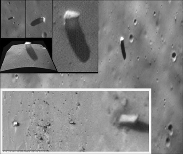 """И на Марсе, и на его спутнике Фобосе есть вот такой """"монолит"""""""