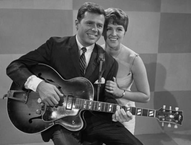 """Грета и Юрген Ингьанн , Дания (""""Dansevise""""), 1963 год"""