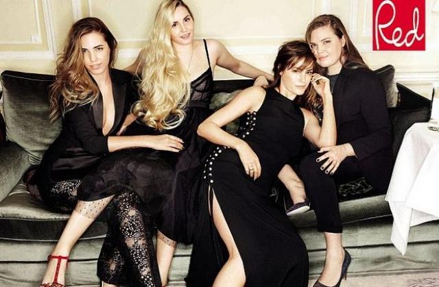 Ясмин Ле Бон. Супермодель - мама троих дочерей.