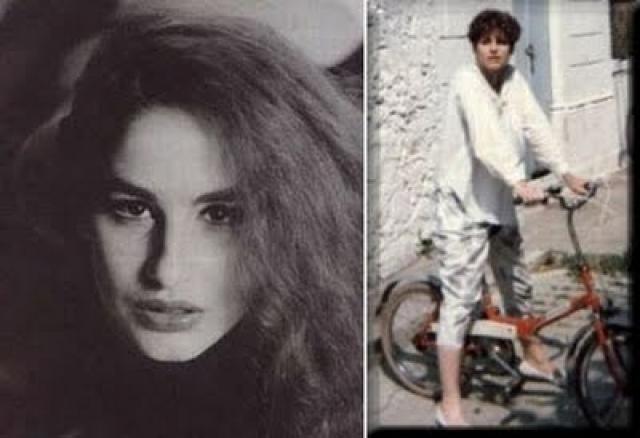 Дженни Хилоудаки. Известная греческая модель и актриса.