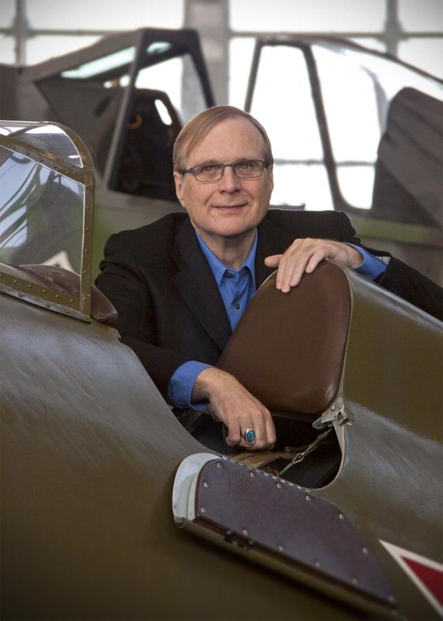 Соучредитель Майкрософт Пол Аллен - владелец 20 самолетов времен Второй мировой войны.
