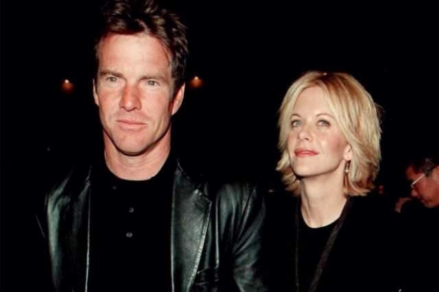 Мег Райан В 1991 году актриса вышла замуж за Денниса Куэйда, настоящего секс-символа 1990-х. Этот брак казался нерушимым, он привлек внимание к супруге знаменитости еще и тем, что благодаря Мег Деннис избавился от алкогольной и наркотической зависимости.