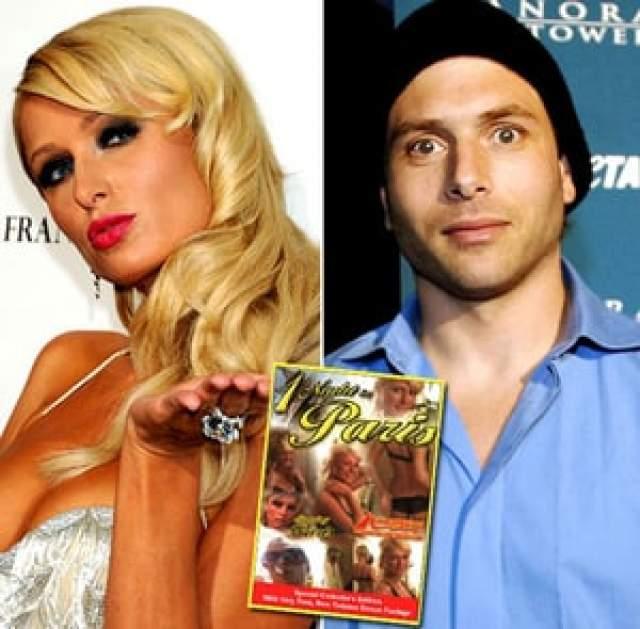 Это было хоум видео, где Пэрис занималась сексом со своим (на тот момент уже бывшим) бойфрендом Риком Саломоном, дважды экс-супругом Памелы Андерсон.