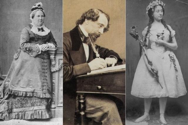 В 1836 году он женился на дочери своего приятеля, однако в их браке к 1857 году все чаще и чаще стали возникать размолвки. Тогда он встретил юную актрису Эллен Тернан. Их отношения продлились до самой смерти Диккенса, когда 9 июня 1870 года тот скончался от инсульта.