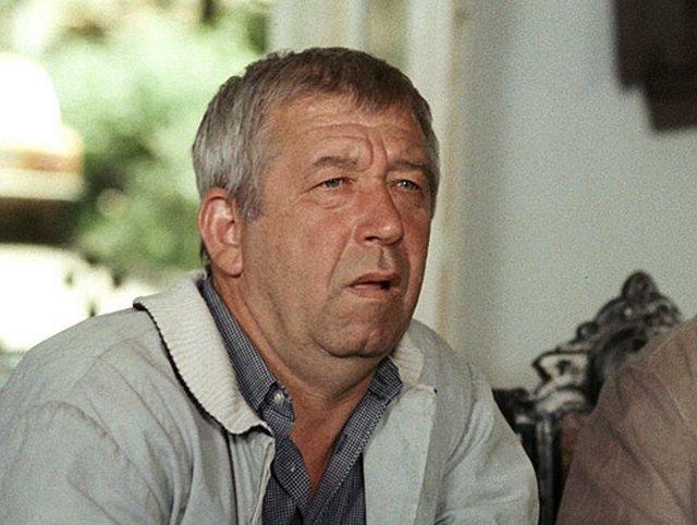Борислав Брондуков (1938-2004). С распадом СССР актер остался в Украине, хотя его звали в Москву, строил большие планы – но, увы, в Неньке оказались невостребованными не только отдельные артисты, но и сам кинематограф в целом.