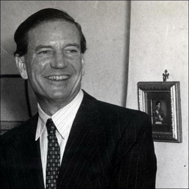Ким Филби. Коммунист и советский агент с 1933 года одновременно с этим работал и руководителем британской разведки.
