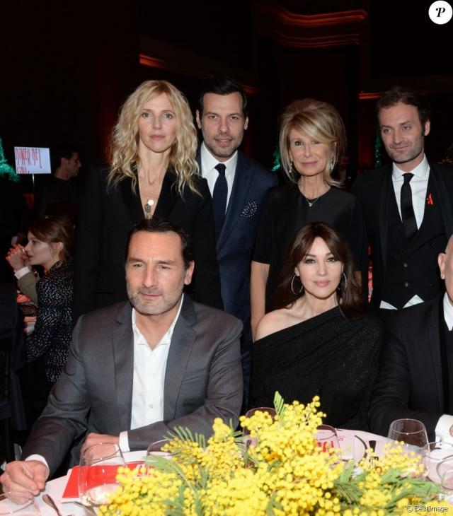 Моника Беллуччи и Жиль Леллуш. Экс-супруга Венсана Касселя также закрутила новый роман в этом году. Ее новым возлюбленным стал 44-летний французский актер Жиль Леллуш.