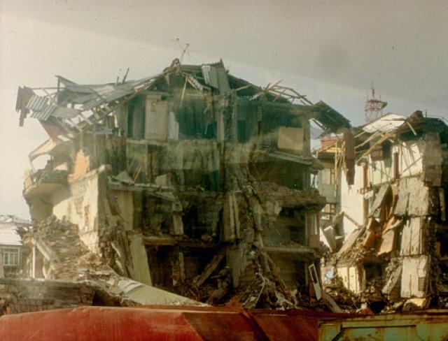 Землетрясение в Спитаке дало первый толчок к созданию организации по прогнозированию, предупреждению и ликвидации чрезвычайных ситуаций природного происхождения.