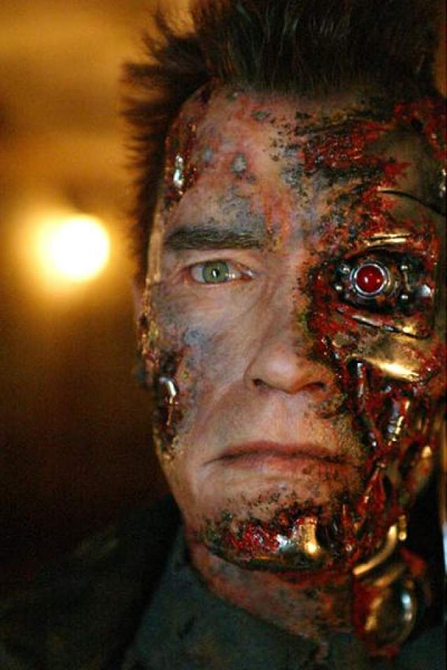 2003 год: «Терминатор 3: Восстание машин»