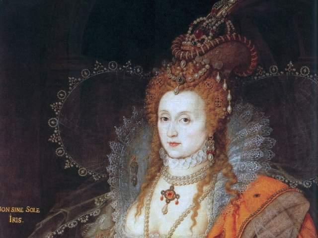Елизавета I Английская. Королева отвергала для себя возможность заключения брака, среди придворных даже ходили истории о том, что из-за физического дефекта она не может быть с мужчинами. Хотя историки считают, что виной тому - стремление к единоличной власти.