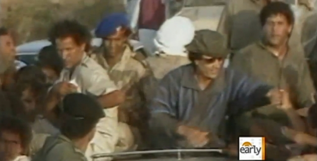 Утром 20 октября 2011 года отряды Национального переходного совета предприняли очередной штурм Сирта, в результате которого им удалось взять город. При попытке вырваться из осажденного города, Муаммар Каддафи был взят повстанцами в плен.