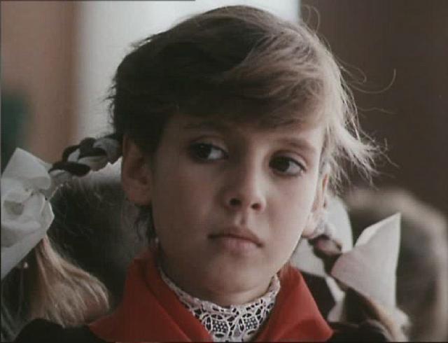 """Инга Ильм, Маша Старцева. В 1983 году девочка впервые снялась в кино в фильме """"Приключения Петрова и Васечкина"""", а в 1984 году сыграла в продолжении."""