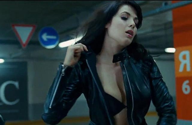 Российской актрисе досталась роль роковой и сексуальной злодейки.