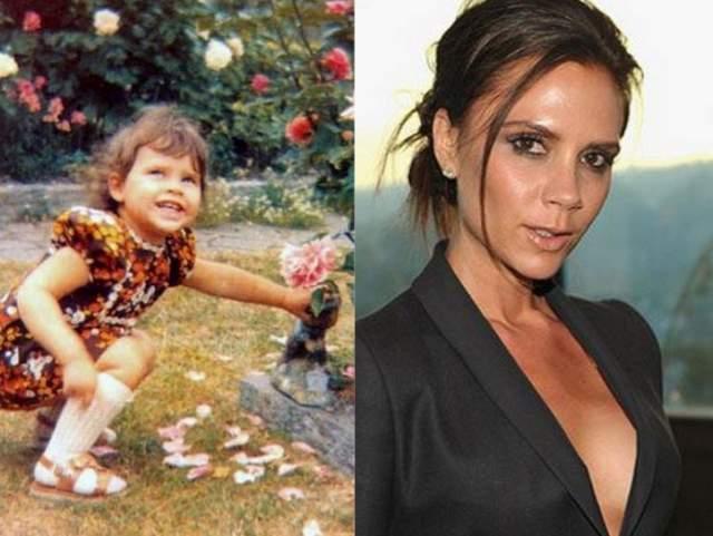 Виктория Бекхэм, 44 года.
