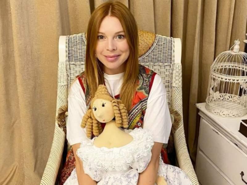 Наталья Подольская родила второго ребенка и показала фото в Instagram