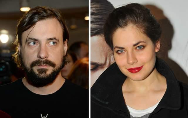 Юлия Снигирь и Евгений Цыганов. Пара вместе с 2015 года. Тогда же актер ушел от беременной жены и шестерых детей. И в марте 2016-го у него со Снигирь родился сын Федор.