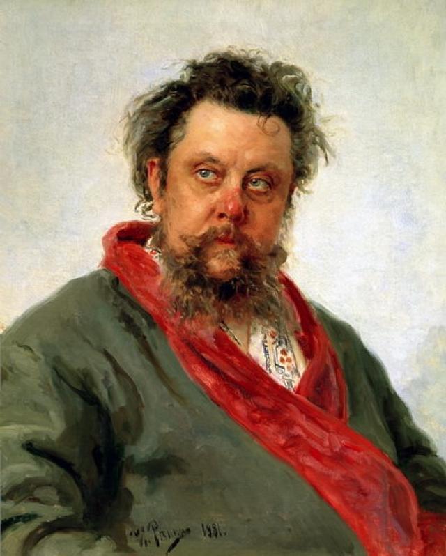 За десять дней до смерти Илья Репин написал его единственный прижизненный портрет, который показывает нам по-настоящему больного человека.