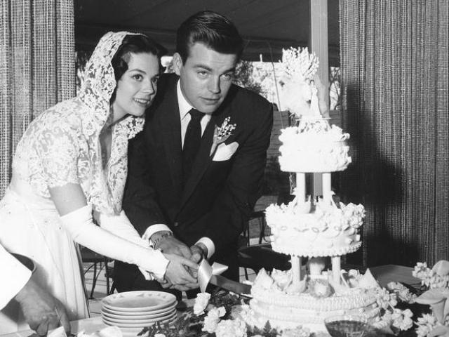 Слово свое Натали сдержала, и через восемь лет 28 декабря в 1957 году пара стала мужем и женой.