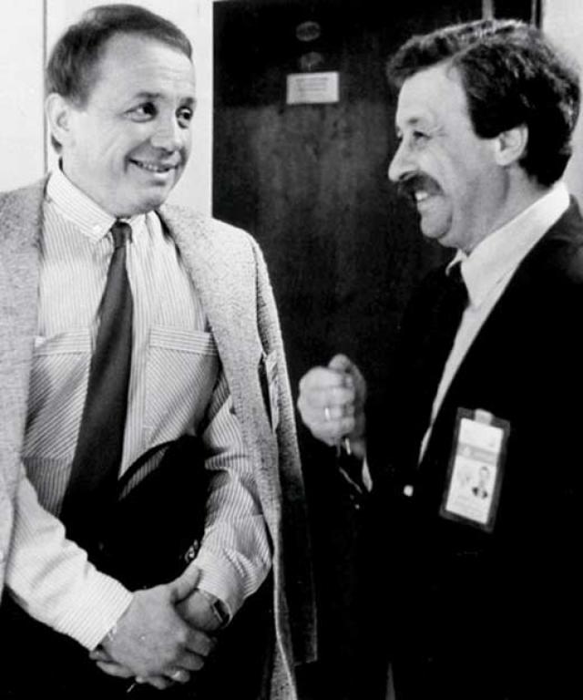 """В 1991 году Якубович пришёл на пробы нового ведущего """"Поля чудес"""" и удачно смог их пройти и по сей день является бессменным ведущим телеигры. С того же года регулярно стал появляться в кино."""