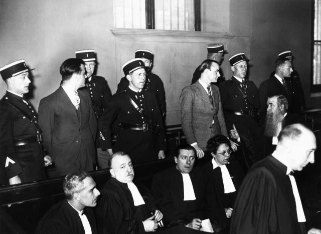 Придя в сознание, Вейдман признался во всех преступлениях. Единственным убийством, вызвавшим у него сожаление, было убийство Джин де Ковен.