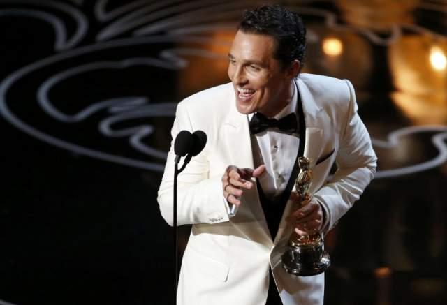 """Его актерские усилия были по достоинству оценены критиками - МакКонахи удостоился """"Оскара"""" за лучшую мужскую роль и ряда других значимых наград."""