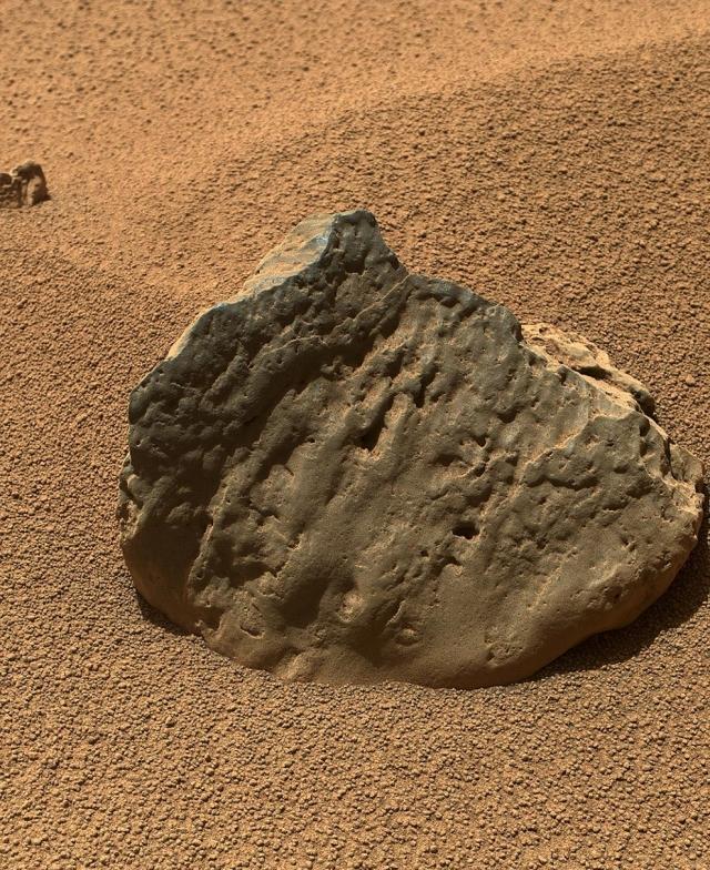Марсианский камень, получивший от ученых имя Эт-Зен.