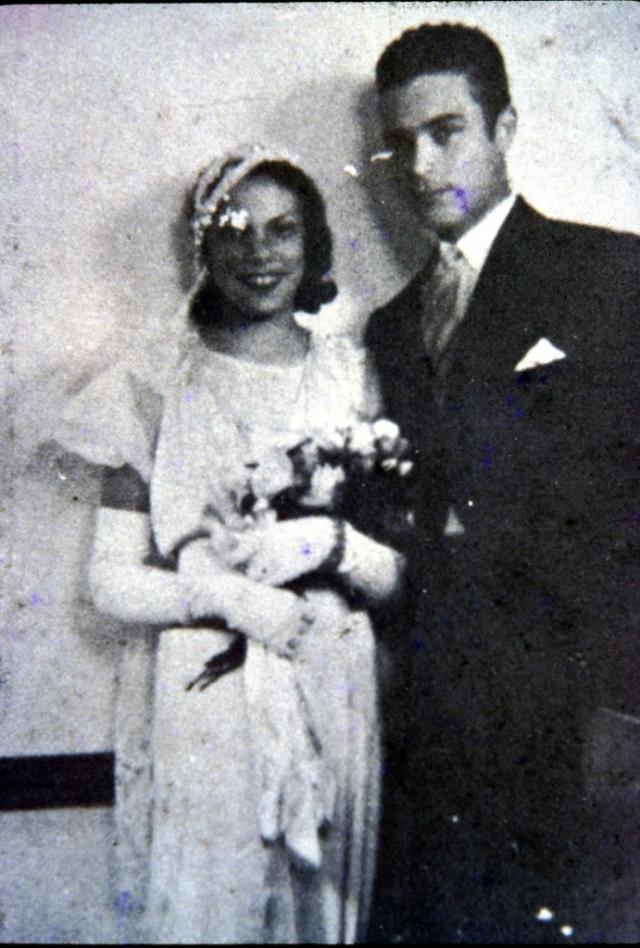 Не смотря на это Трухильо был женат три раза.