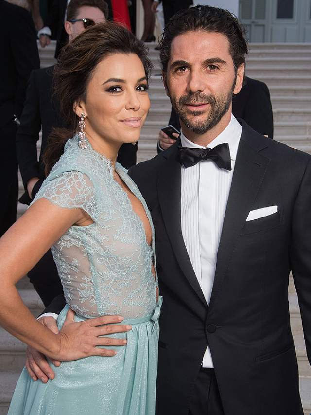 Ева Лонгория. Около года назад американская актриса вышла замуж за бизнесмена Хосе Антонио Бастона.