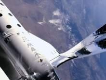 Компания Virgin Galactic впервые запустила туриста в космос