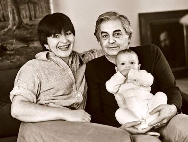 Юрий Любимов. Легендарный театральный режиссер с венгерской журналисткой и переводчицей Каталин Кунц также провел ни одно десятилетие.