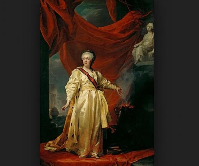 В итоге Екатерина II скончалась от последствий инсульта на фоне лишнего веса.