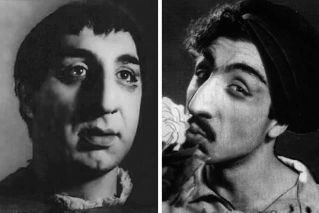 Фрунзик Мкртчян (1930 — 1993). Он появился на свет в Гюмри (тогда - Ленинакан) в семье табельщика и посудомойщицы, которые бежали от геноцида армян. Уже в 15 Фрунзик играл в самодеятельном кружке, а будучи студентом второго курса театрально-художественного института начинающего актера начали звать на работу в кино.