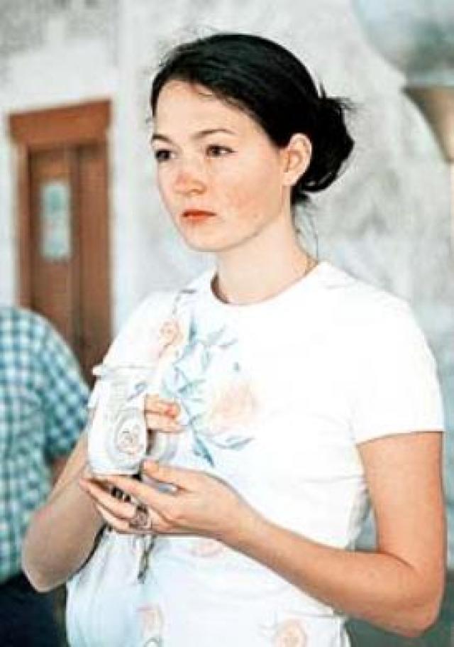 Маша Окулова – одна из двух девочек в семье старшей президентской дочери Елены.