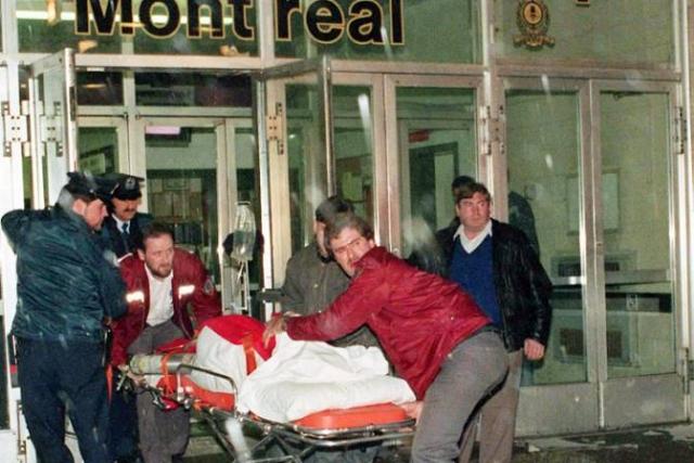 Феминизм. В тот день Марк Лепин, вооруженный самозарядным карабином Ruger Mini-14, который он купил в охотничьем магазине 21 ноября 1989 года, вошел в корпус инженерного факультета Политехнического института Монреаля.
