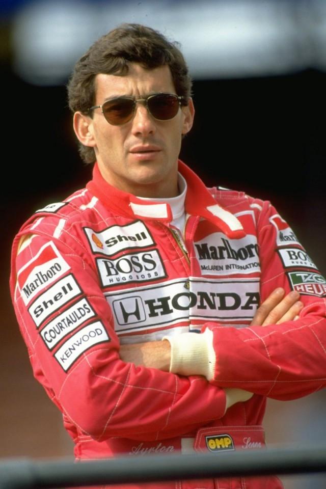 Айртон Сенна (1960-1994). Сенна был признан лучшим гонщиком в истории Формулы-1. Всего за десять лет выступлений он выиграл более 40 гонок и установил рекорд по числу поул-позиций.