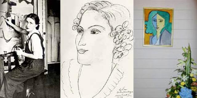 Художник остался с Лидией, понимая, какая у них разница в возрасте. Он не хотел связывать ее никакими обещаниями, тем более брачными. Девушка и не требовала, ей было достаточно просто быть рядом.