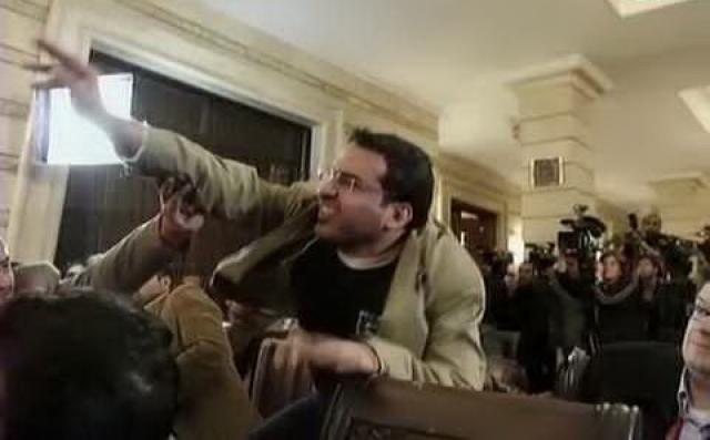 Позже журналист был арестован и приговорен судом к 3 годам тюрьмы (после рассмотрения апелляций адвокатов срок был сокращен до 1 года).