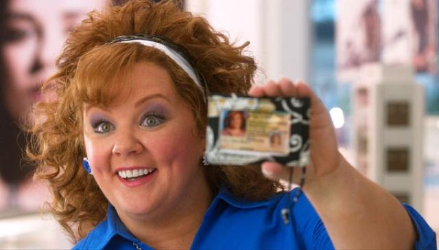 """Лишний вес сделал ее звезда комедий """"Копы в юбках"""" и """"Поймай толстуху, если сможешь""""."""