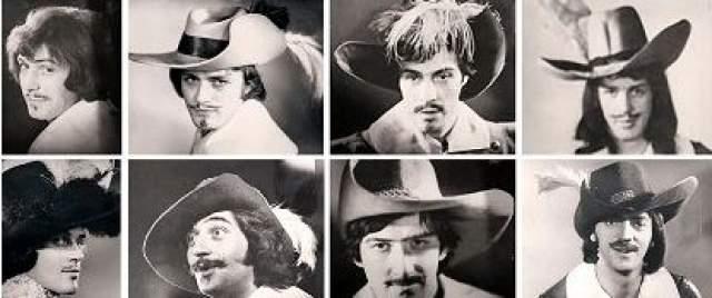На роль д'Артаньяна в фильм Георгия Юнгвальд-Хилькевича пробовались несколько молодых актеров.