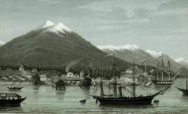 В 1743 году российские торговцы и охотники за пушниной установили очень тесный контакт с алеутами, тогда же были предприняты 22 промысловые экспедиции на Командорские и Ближние Алеутские острова.